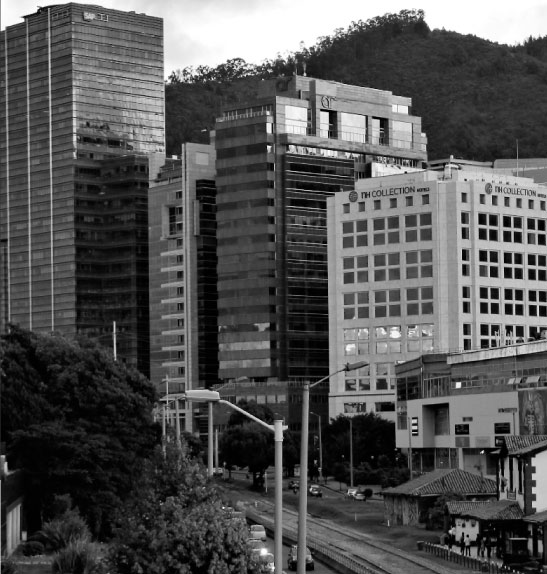 Financial District Usaquén